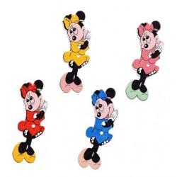 Nasturel lemn Minnie Mouse