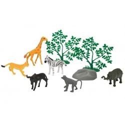 Set animale de la zoo plastic Simba Toys
