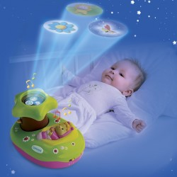Smoby proiector luminos pentru copii Cotoons