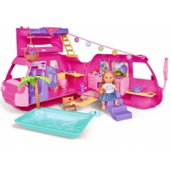 Set Evi Love Holiday Camper Simba Toys
