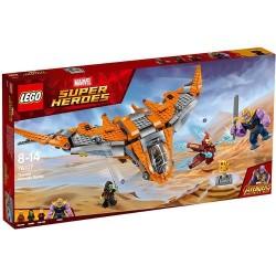 LEGO Marvel Super Heroes Thanos: Batalia Suprema 76107