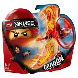 LEGO NINJAGO Kai Dragonjitzu 70647