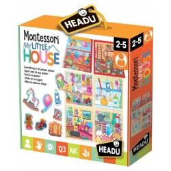 Joc Montessori - Casuta mea
