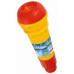 Microfon cu ecou Simba Toy, 24 cm