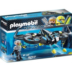 Jucarie Playmobil Top Agents Mega Drona PM9253