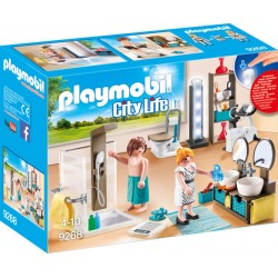 Jucarie Baie Playmobil City Life PM9268