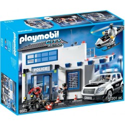 Set Playmobil City Action Sectie De Politie PM9372