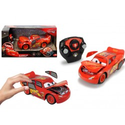 Dickie RC Cars 3 Flash McQueen Crazy Crash 3084018