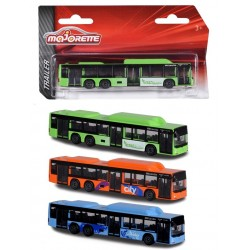 Autobuzul de jucarie City Bus Majorette