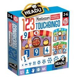 Joc Montessori, 123 Bingo, Headu