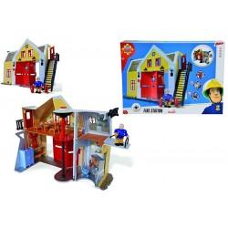 Statia de pompieri cu sunete si lumini - Fireman Sam