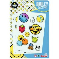 Set 50 Tatuaje Smiley