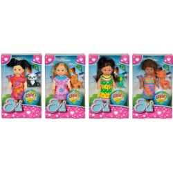 Evi Love Children of the World, 3 modele - Simba Toys