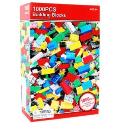 Set cuburi de constructie, 1000 Piese