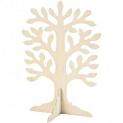 Copac din placaj cu suport de sprijin 30x21.5x0.2cm
