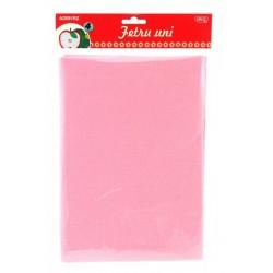 Accesorii craft - AD081RZ Fetru uni Set 4 roz DACO