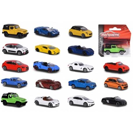 Masina Majorette Street Cars