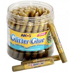 Lipici cu sclipici Glitter Glue AMOS