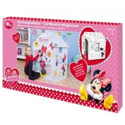 Casuta de colorat pentru copii Minnie Mouse- John