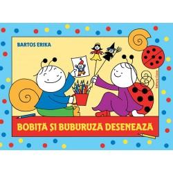 Bobita si Buburuza deseneaza