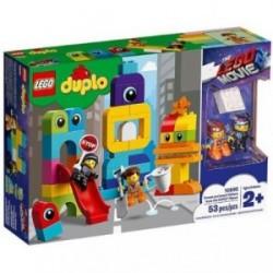 LEGO DUPLO Vizitatorii de pe Planeta Duplo, 10895