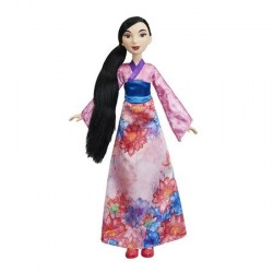 Papusa Disney Princess Mulan Royal Shimmer, Hasbro