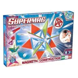 Set Constructie Supermag Trendy, 67 Piese