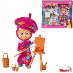 Set de joaca Masha Paint Fun  Simba Toys
