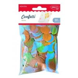 Accesorii craft - ADH356 confetti neon DACO