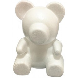 Ursulet polisteren 35cm