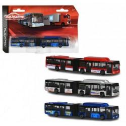 Jucarie autobuz MAN Lion' s City G Majorette
