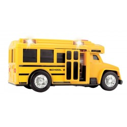 Jucarie Autobuz scolar cu lumini si sunete 3302017 Dickie