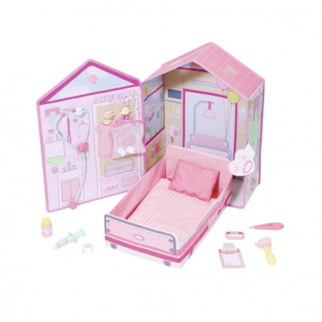 Baby Annabell - Spital Mobil
