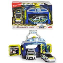 Centrul De Comanda Al Politiei, Dickie Toys