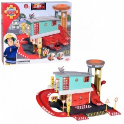 Statie de pompieri Fireman Sam - Dickie Toys