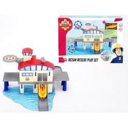 Set de joaca Ocean Rescue Pompierul Sam