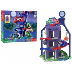 Set de joaca Eroi in Pijama Sediul central cu masina