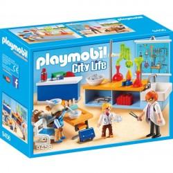 Sala De Chimie Playmobil PM9456