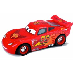 Masinuta cu telecomanda Dickie Fulger McQueen Micro Racer