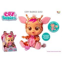 Papusa Cry Babies, Bebe Plangacios Gigi