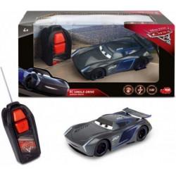 Masina cu telecomanda Jackson Storm Single-Drive Dickie Disney Cars3