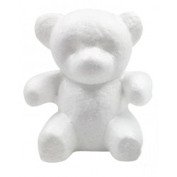 Ursulet polisteren 15cm