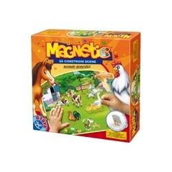 Joc magnetic  Sa construim scene cu Animale domestice