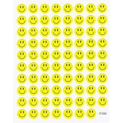 Stickere Smiley 3D