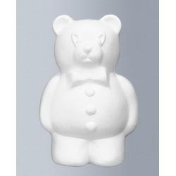Ursulet polistiren 26cm