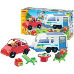 Set Constructii Caravana