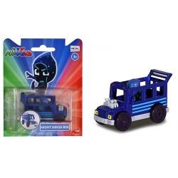 Masinuta PJ Masks Night Ninja Bus Dickie Toys