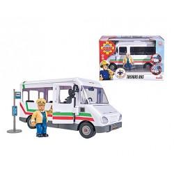 Autobuzul lui Trevor, Pompierul Sam, Simba Toys