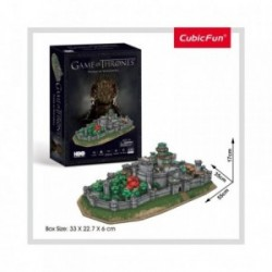 PUZZLE 3D GAME OF THRONES - WINTERFELL 430 PIESE