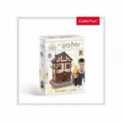 PUZZLE 3D HARRY POTTER - MAGAZIN QUALITY QUIDDITCH 71 PIESE